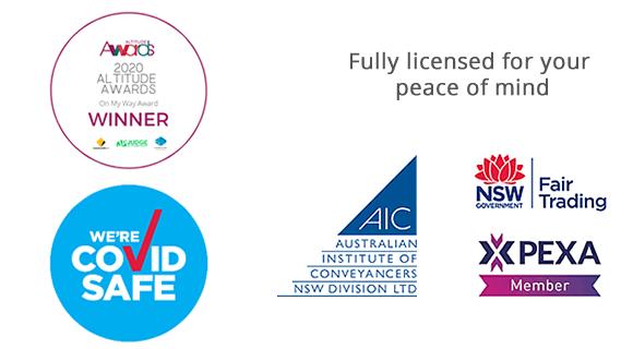 licensed conveyancer logos